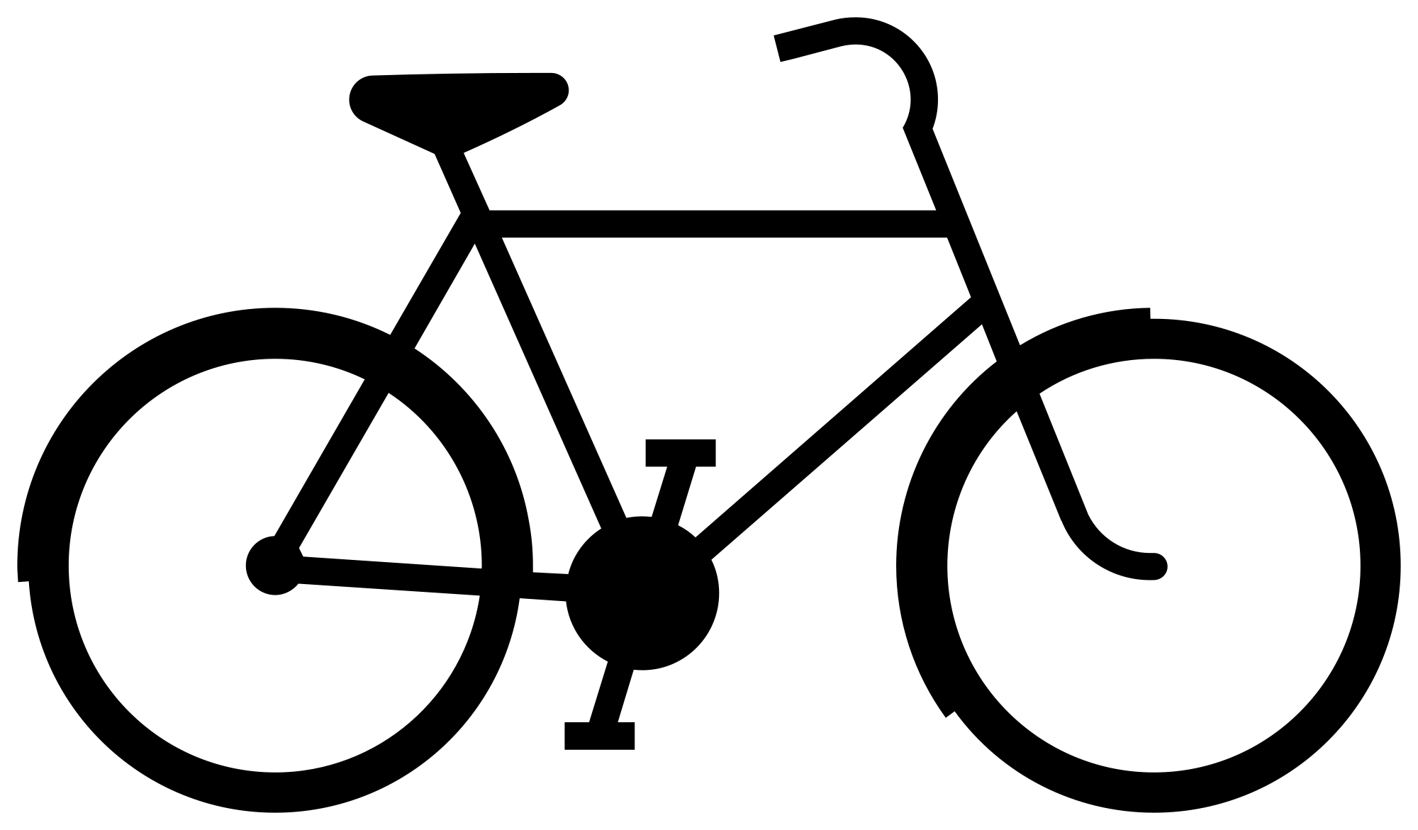 Bicycle Symbol