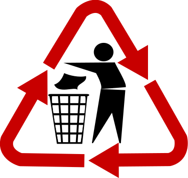 Tidyman No Recycling.svg